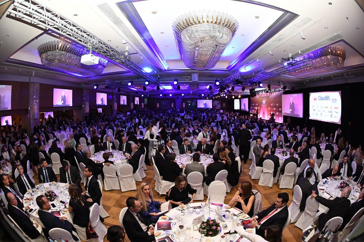 Over 1,000 guests attended the event.